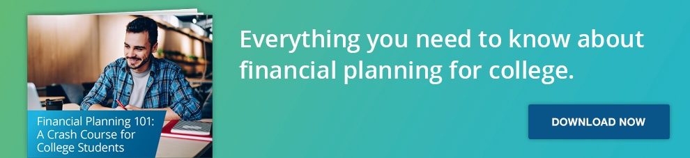 Financial Planning 101: Crash Course for College Students