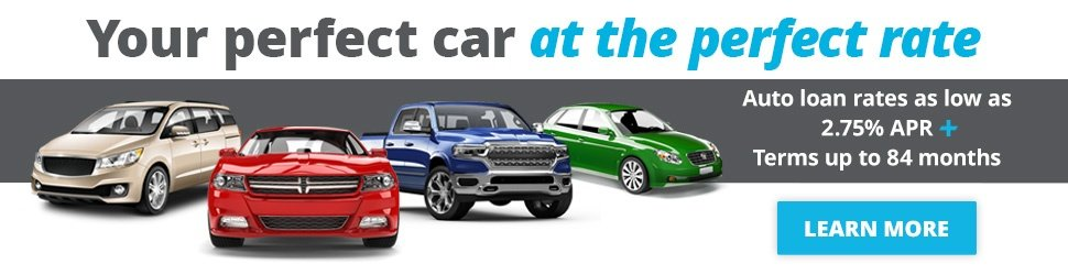 Your perfect car at the perfect rate - auto loans