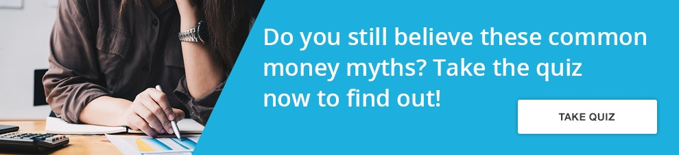 Money Myths Buster Quiz
