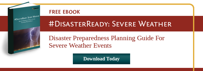 Disaster Preparedness Planning Guide For Severe Weather