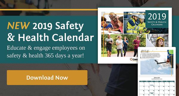 2019-safety-health-calendar