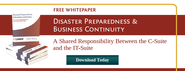 Disaster Preparedness & Business Continuity Whitepaper