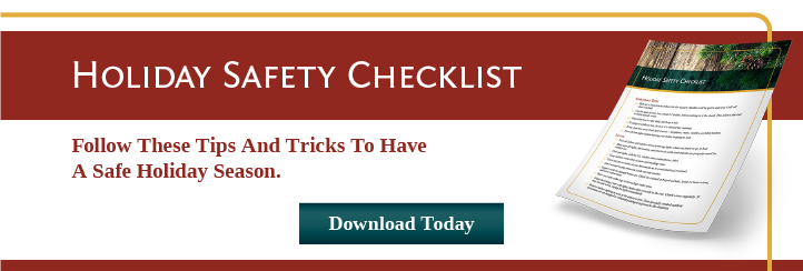 Holiday Safety Checklist