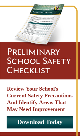 Preliminary School Safety Review