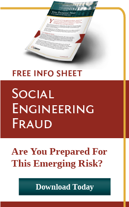 Social Engineering Fraud Info Sheet