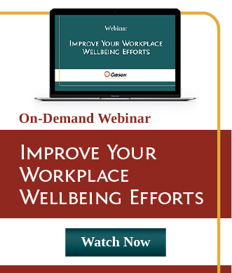 Workplace Wellbeing Webinar