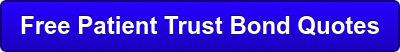 Free Patient Trust Bond Quotes