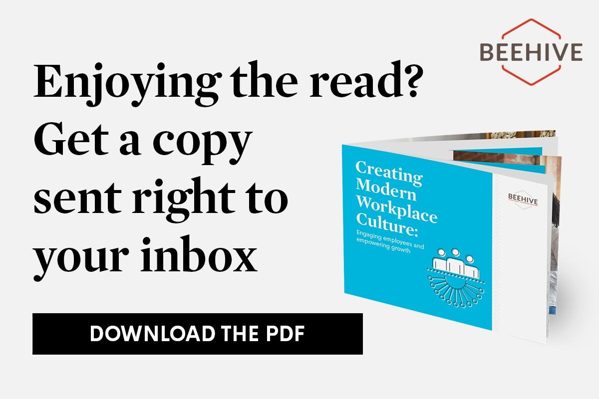 Modern Workplace Culture Guide