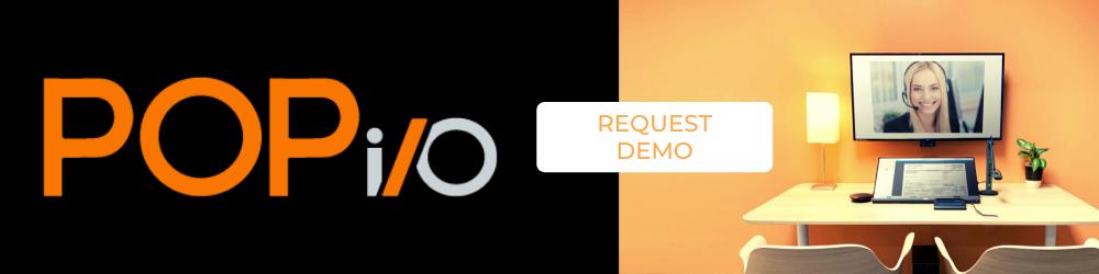 POPiO Video Banking Demo Request