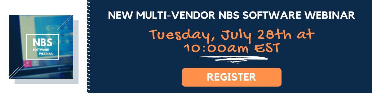 Register for the NBS Webinar