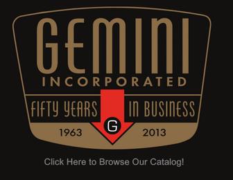 Gemini Metal Plaque Catalog