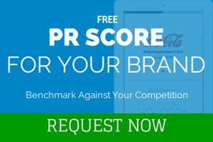 PR Score CTA