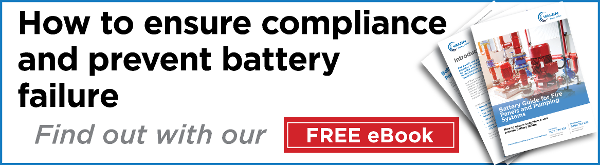 How to ensure compliance and prevent battery failure