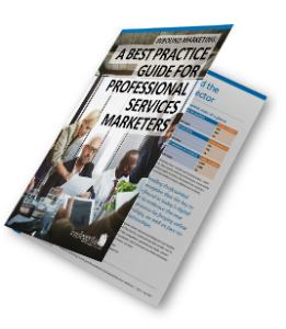 Best practice guide for professional services marketers