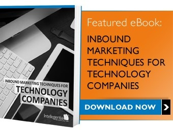 Inbound Marketing Techniques for Technology Companies eBook
