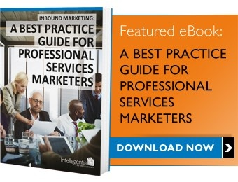 A Best Practice Guide for Professional Services Marketers