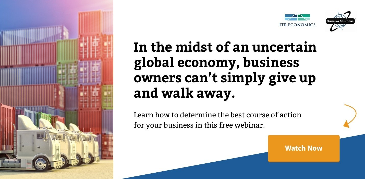 Watch Now: Global Business Outlook—Guidance in an Uncertain Global Economy