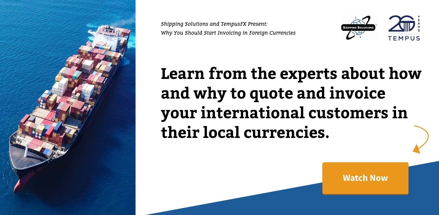 Watch Now: Why You Should Start Invoicing in Foreign Currencies