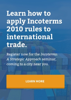 Incoterms: A Strategic Approach Seminar
