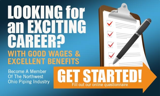 Get Started with an Exciting Career in Plumbing, Pipefitting, Welding or HVAC