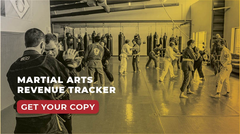 Martial Arts Revenue Tracker