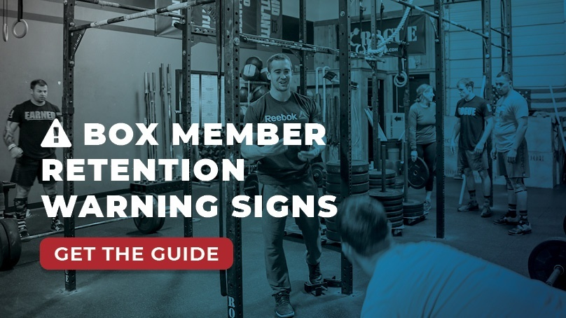 Box Member Retention Warning Signs