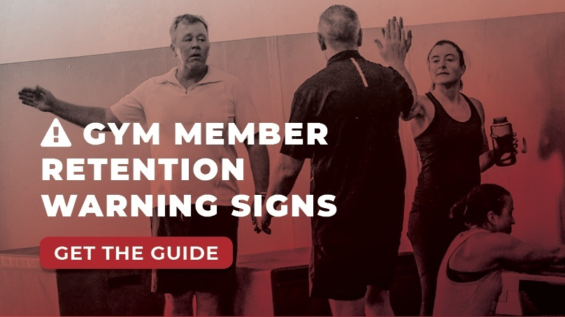 Gym Member Retention Warning Signs