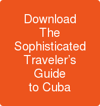 Download The Sophisticated Traveler's Guide to Cuba