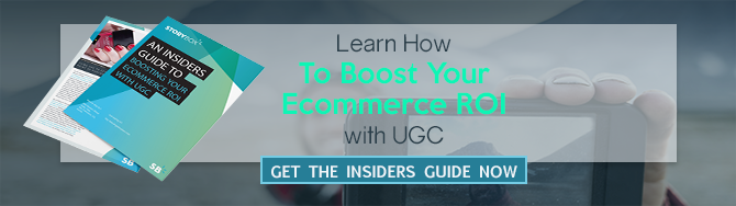 boosting ecommerce ROI with UGC Storybox