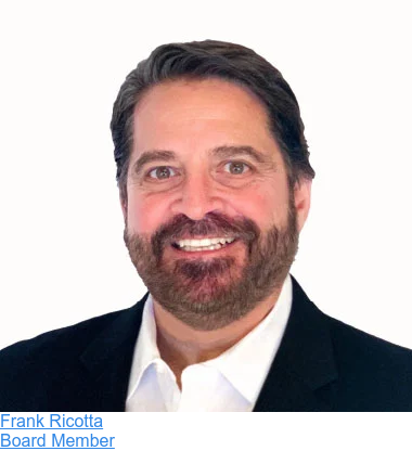 Frank Ricotta  Board Member