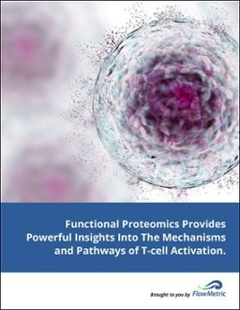 (NRO) Proteomics Provides Powerful Insights Into the Mechanisms and Pathways of T-cell Activation