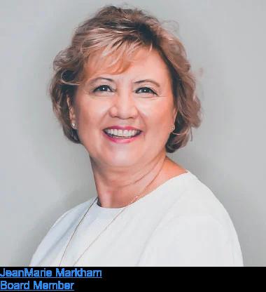 JeanMarie Markham  Board Member