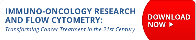 Immuno-Oncology Research and Flow Cytometry: