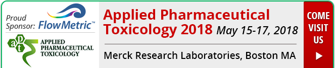 Join us at Applied Pharmaceutical Toxicology 2018