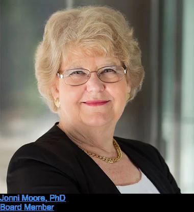 Jonni Moore, PhD  Board Member