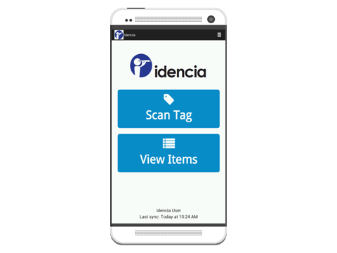 Idencia Tablet