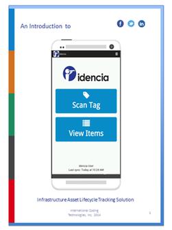 Idencia Primer ebook