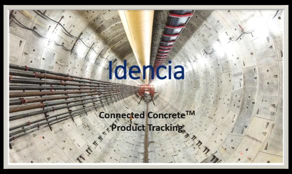 Connected Concrete Deck