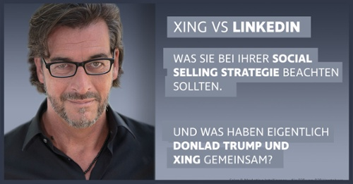 Xing vs LinkedIn - Vlog 4 - YouTube Video