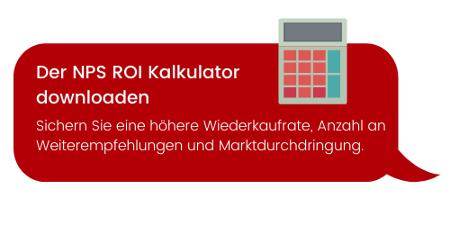 NPS ROI Kalkulator CTA