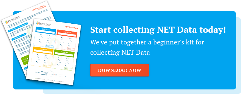 Beginner's Kit for NET Data Collection