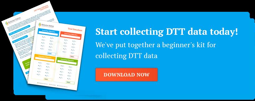 Beginner's Kit for DTT Data Collection