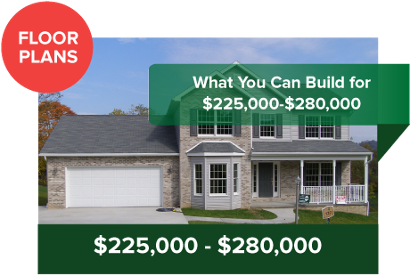 $225,000-280,000 Home Price Range