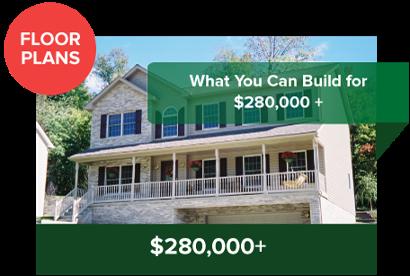 280,000+ Home Price Range