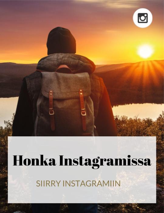Honka Instagramissa