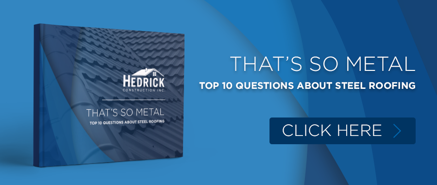 Metal roofing eBook
