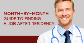 Month By Month Guide for Medical Residents