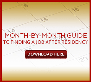 Month By Month Guide To Finding A Job After Residency MedSource Consultants
