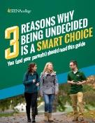 3 Reasons Why Being Undecided is a Smart Choice