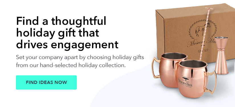 corporate holiday gift collection